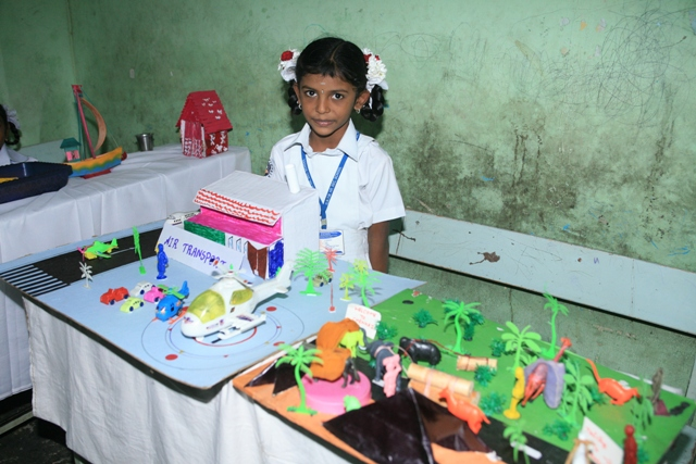 maths exhibition