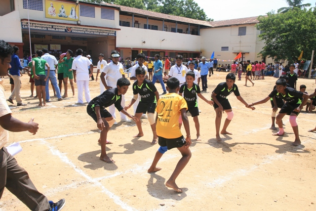 Kabbadi Tournament
