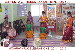 Navarathiri Celebration